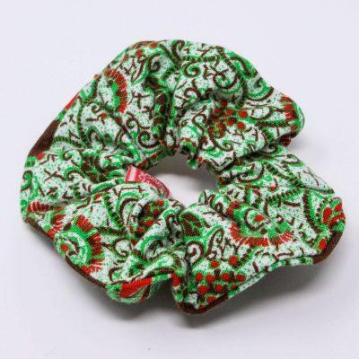 Chouchou jupe inspiration art nouveau Bérénice upcycling